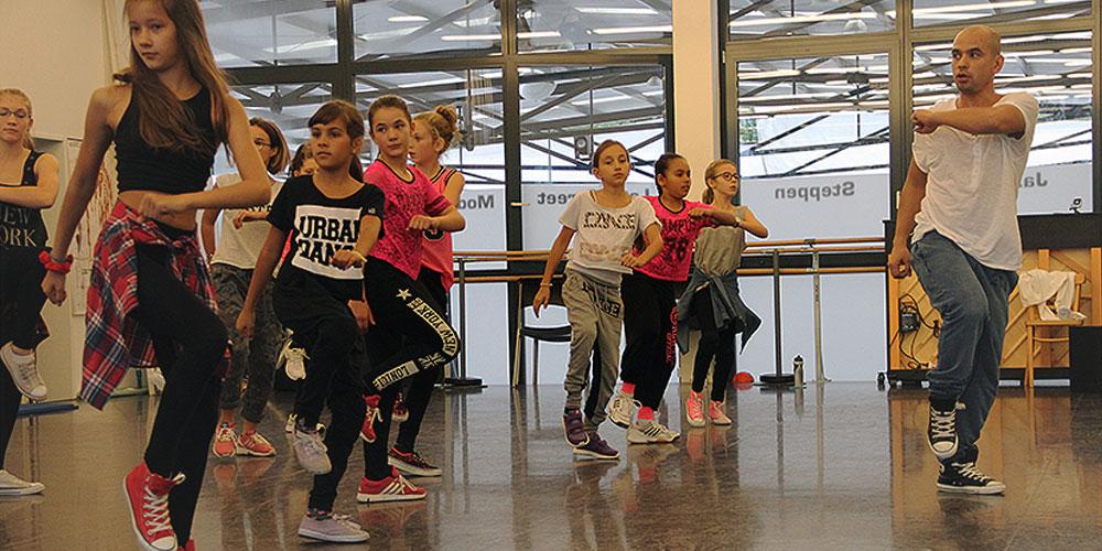 Curtis Burger Dance Academy